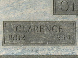 Clarence F Olson