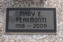 Mary E <I>Kerns</I> Fearmonti