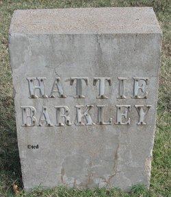 Hattie Barkley