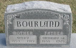 Anthony Bourland, Sr