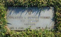 Pvt Orlando L. Despiau Torres