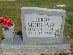 Leeroy Morgan