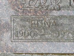 Edna Olive <I>Johnson</I> Miller