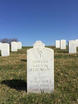 Edward Larson Ellickson