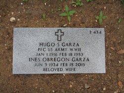 Hugo S Garza