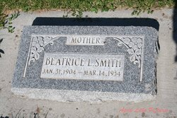 Beatrice Lucy <I>Young</I> Smith