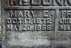 Mary E. <I>Graham</I> McConnell