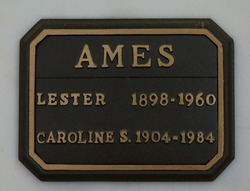 Caroline <I>Smith</I> Ames