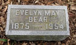 Evelyn May <I>Dewey</I> Bear