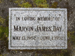 Marvin James Day