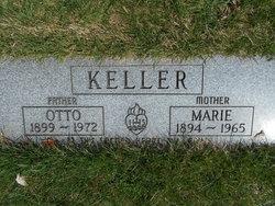 Marie <I>Koenig</I> Keller