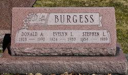 Evelyn L. <I>Freese</I> Burgess