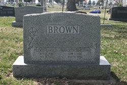 Marguerite <I>Edson</I> Brown