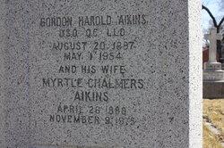 Col Gordon Harold Aikins