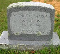 Kenneth Ray Aaron
