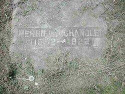 Merrill Merle Chandler
