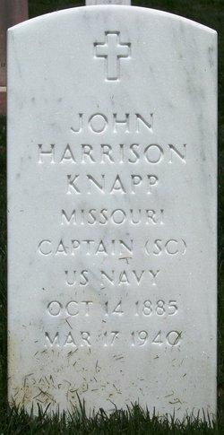 Capt John Harrison Knapp
