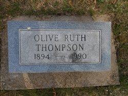 Olive Ruth Thompson