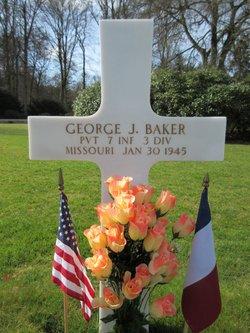 Pvt George J Baker
