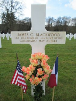 1Lt James C. Blackwood
