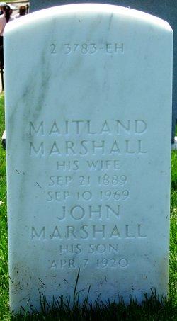 John Marshall Knapp, Jr