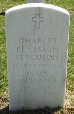 Charles Benjamin Ferguson