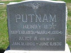 Henry B Putnam