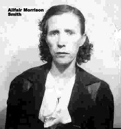 "Alifair ""Fairy"" <I>Morrison</I> Smith"