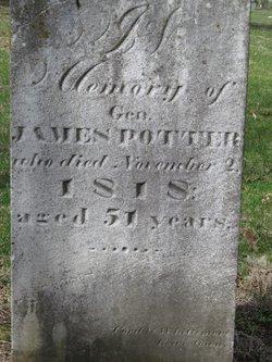 Gen Judge James Potter