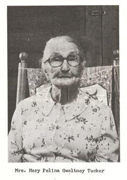 Mary P. <I>Gwaltney</I> Tucker