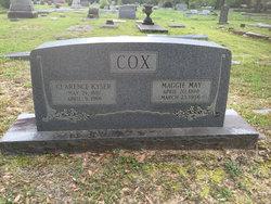 Maggie Idella <I>May</I> Cox