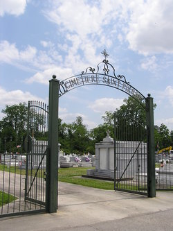 Saint Peter Catholic Cemetery