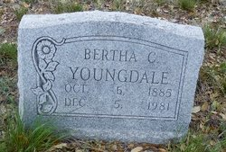 Bertha Cecelia <I>Broman</I> Youngdale