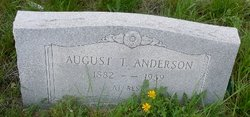 August Theodore Anderson