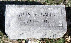 John Morris Gable