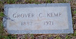 Grover Cleveland Kemp