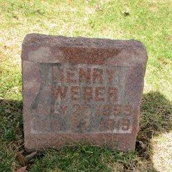 Henry Jacob Weber, Sr
