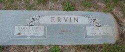 Clarence Curtis Ervin