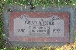 Evelyn A. Foster