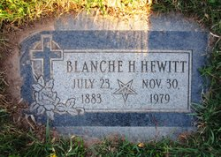 Blanche Pearl <I>Hoover</I> Hewitt