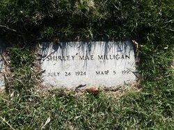 Shirley Mae <I>Larsen</I> Milligan