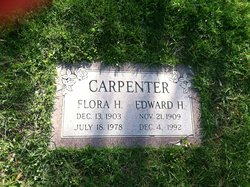 "Edward Harold ""Mike"" Carpenter"