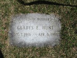 Gladys E Hunt