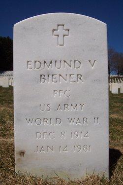 Edmund V Biener