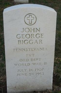 John George Biggar