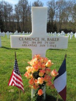 PFC Clarence Houston Baker
