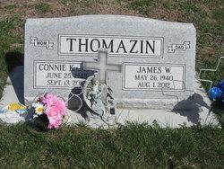"""James William """"Jim"""" Thomazin"""