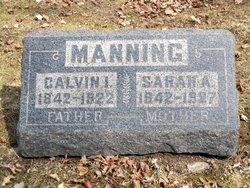 Calvin Isaac Manning