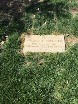 Rev John J Tierney