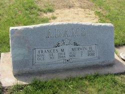Merwin Henry Adams